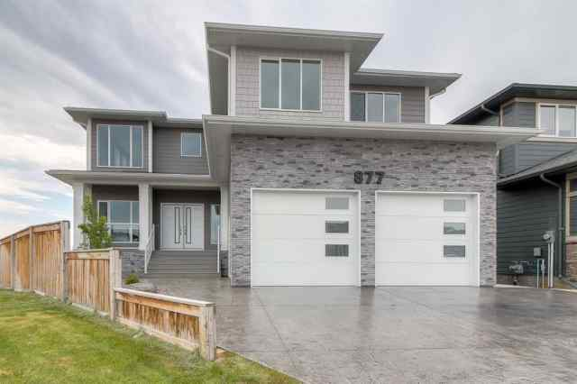 877 Atlantic Cove W in The Crossings Lethbridge MLS® #A1003982