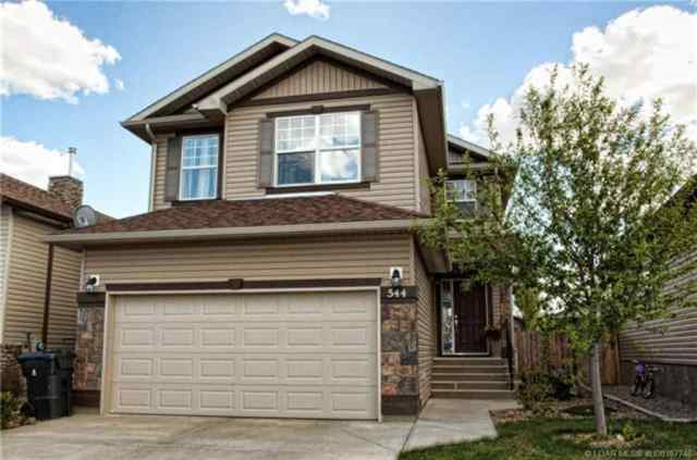 Sunridge real estate 544  Sunridge Crescent W in Sunridge Lethbridge