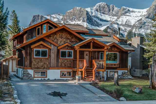 1009 15th Street Street in Lions Park Canmore MLS® #A1008922