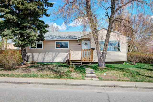 7743 FLEETWOOD Drive SE in Fairview Calgary