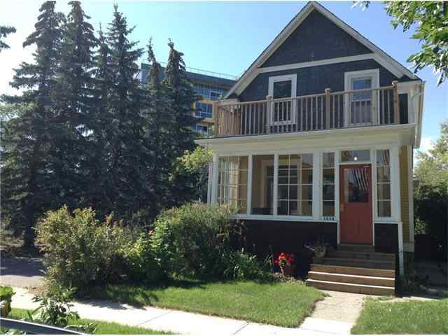 Sunnyside real estate 1038 1 Avenue NW in Sunnyside Calgary
