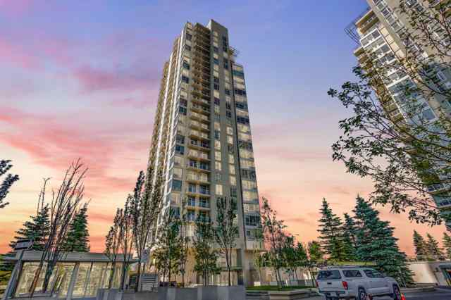 Unit-806-77 SPRUCE Place  in  Calgary MLS® #A1009549