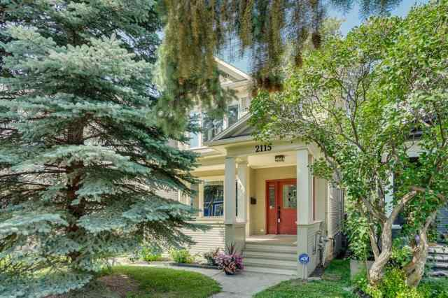 2115 5 Street SW in Cliff Bungalow Calgary