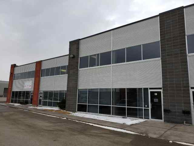 Unit-19-4905 102 Avenue SE in East Shepard Industrial Calgary MLS® #A1010279
