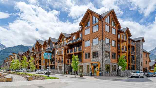 403, 707 Spring Creek Drive in Spring Creek Canmore MLS® #A1010638