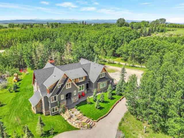 31215 SPRINGBANK Road in Springbank Rural Rocky View County MLS® #A1010806