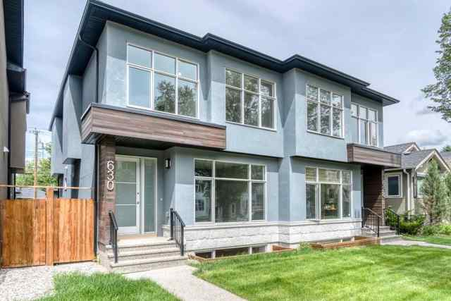 630 17 Avenue NW in Mount Pleasant Calgary
