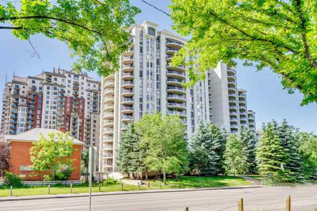 507, 1108 6 Avenue SW in Downtown West End Calgary