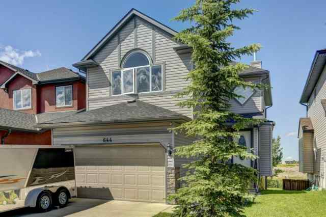 644 Luxstone Landing SW in Luxstone Airdrie MLS® #A1011726