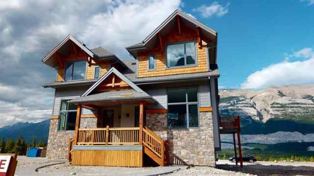 1356 Three Sister's  Parkway  in  Canmore MLS® #A1011786