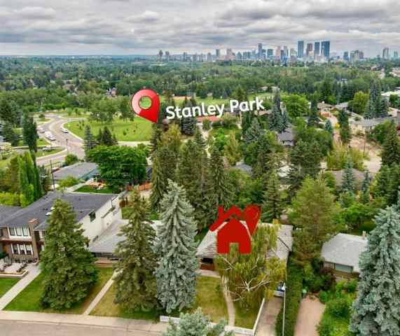 340 46 Avenue SW in Elboya Calgary