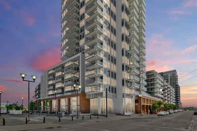 512, 510 6 Avenue SE in Downtown East Village Calgary