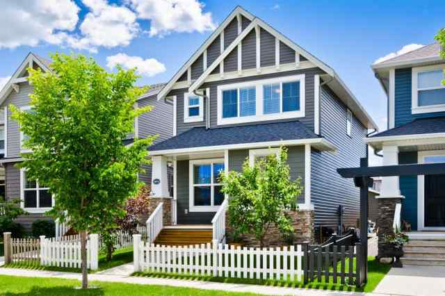 1871 REUNION  Boulevard NW in Williamstown Airdrie MLS® #A1012933
