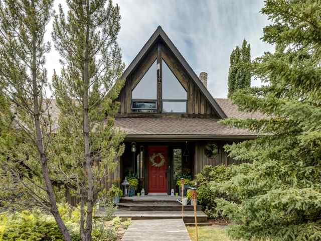 243173 RGE RD 31A  in Springbank Rural Rocky View County MLS® #A1013037