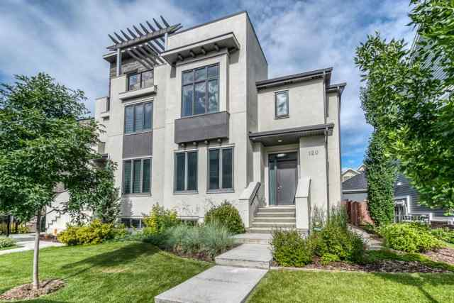 120 Burma Star Road SW in Currie Barracks Calgary MLS® #A1013487