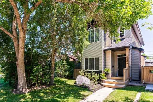 3804 1 Street NW in Highland Park Calgary
