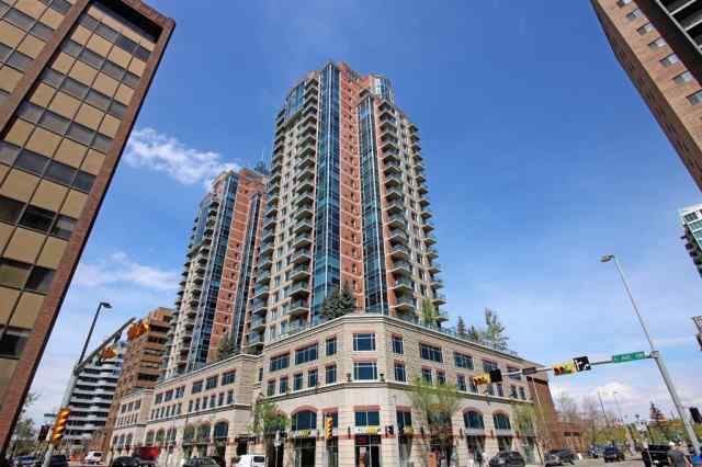 2306, 910 5 Avenue SW in Downtown Commercial Core Calgary