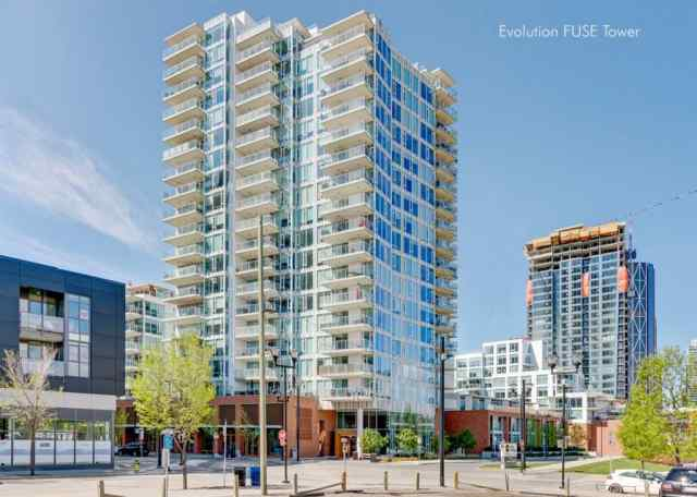 1405, 519 RIVERFRONT Avenue SE in Downtown East Village Calgary