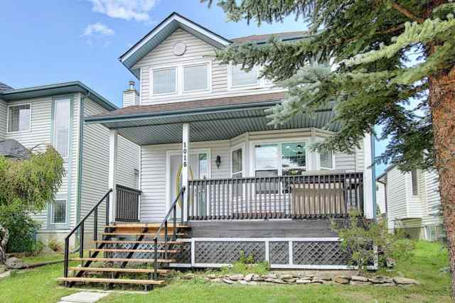 MLS® #A1014869 1016 COUNTRY HILLS Circle NW T3K 4W8 Calgary