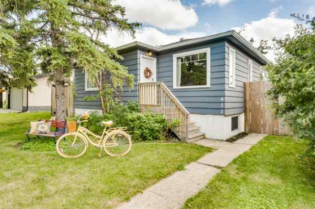 417 CENTRE  Avenue SE in Old Town Airdrie MLS® #A1015300