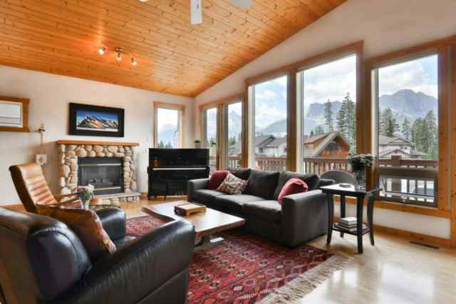MLS® #A1015408 1012 Benchlands Trail T1W 3B6 Canmore