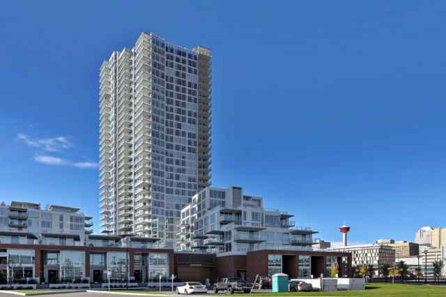 208, 510 6 Avenue SE in Downtown East Village Calgary