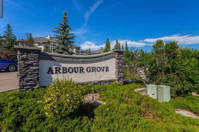 MLS® #A1015992 407, 55 ARBOUR GROVE Close NW T3G 4K3 Calgary