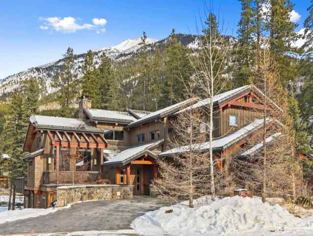 708 Silvertip Heights  in Silvertip Canmore MLS® #A1016082