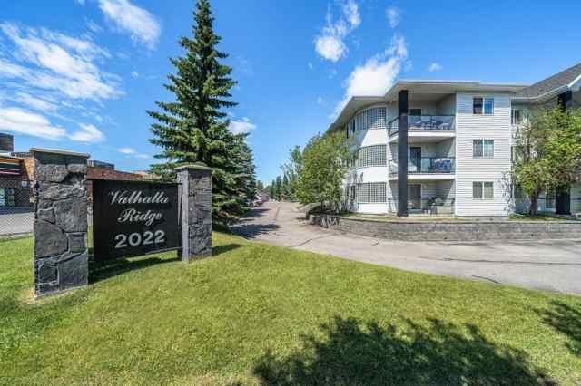 Unit-308-2022 CANYON MEADOWS Drive SE in Queensland Calgary MLS® #A1016312