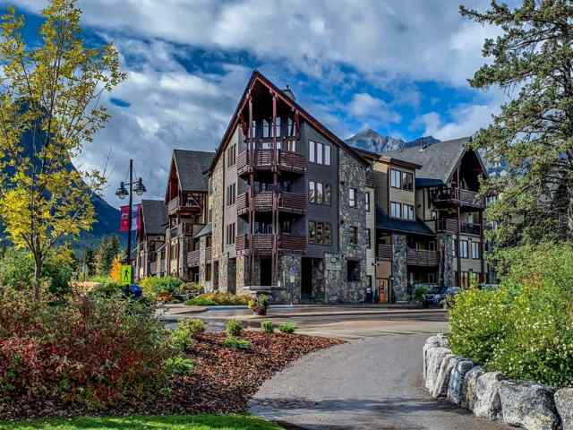 310, 379 Spring Creek  Drive in Spring Creek Canmore MLS® #A1016530