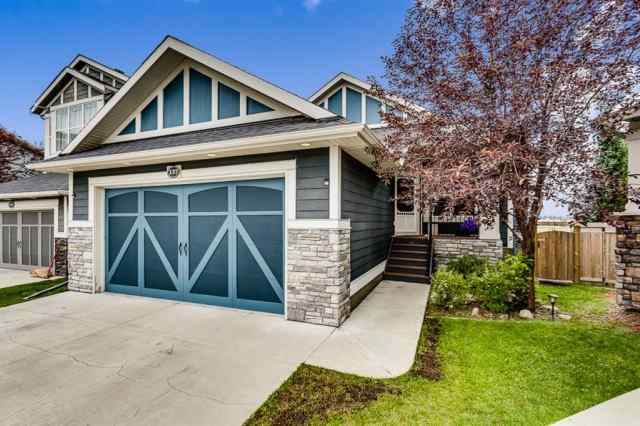 137 WILLIAMSTOWN  Green NW in Williamstown Airdrie MLS® #A1017052