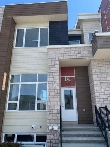 Unit-406-1530 bayside  Avenue SW in Bayside Airdrie MLS® #A1017179