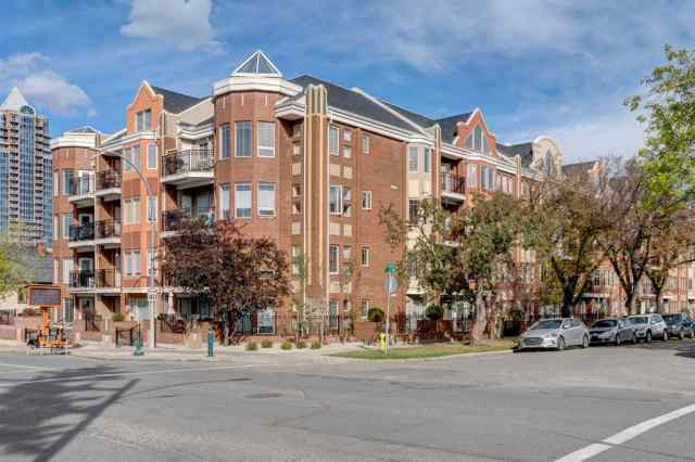215, 838 19 Avenue in Lower Mount Royal Calgary MLS® #A1017526