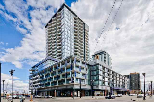 1204, 615 6 Avenue SE in Downtown East Village Calgary