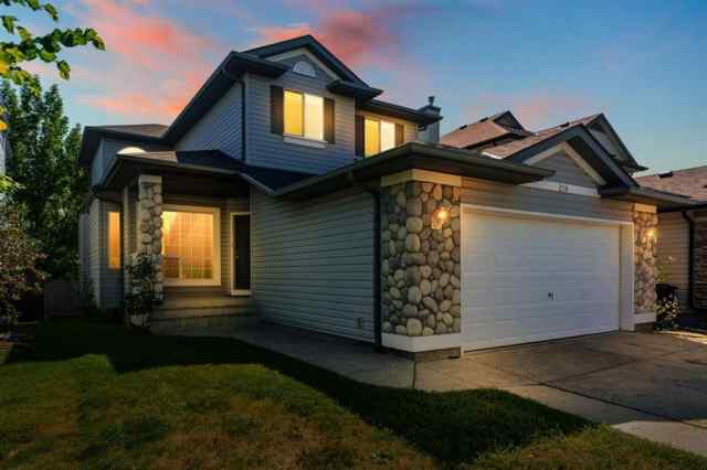 218 CHAPARRAL Court SE in Chaparral Calgary