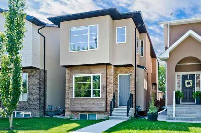 423 36 Avenue NW in Highland Park Calgary