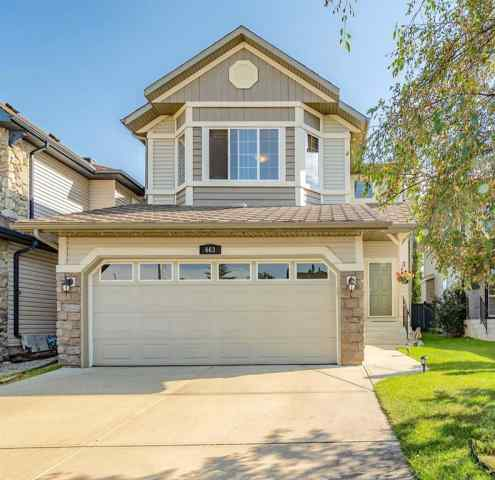 463 AUBURN BAY Heights SE in Auburn Bay Calgary MLS® #A1018887