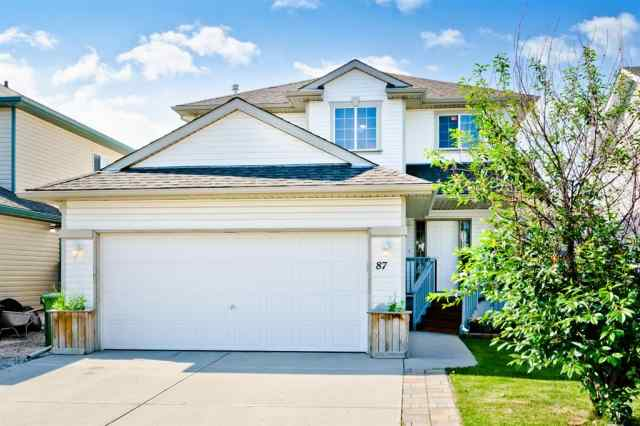 87 CREEK GARDENS  Close NW in Silver Creek Airdrie MLS® #A1018966