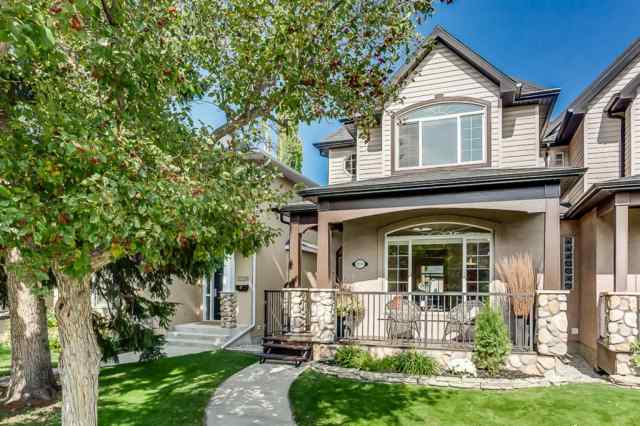 West Hillhurst real estate 2224 3 Avenue NW in West Hillhurst Calgary