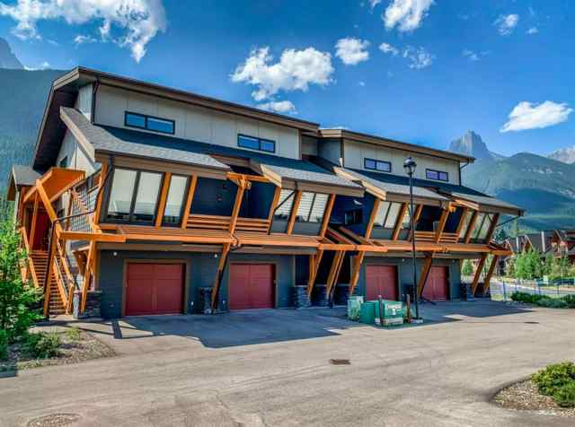 802, 105 Stewart Creek  Rise in Three Sisters Canmore MLS® #A1019395
