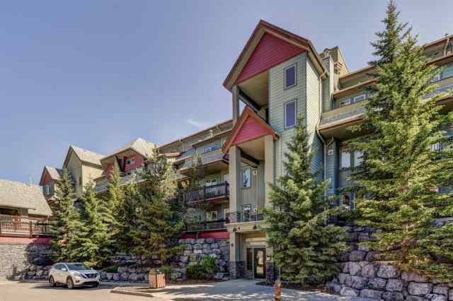 201, 109 Montane Road in Bow Valley Trail Canmore MLS® #A1019473