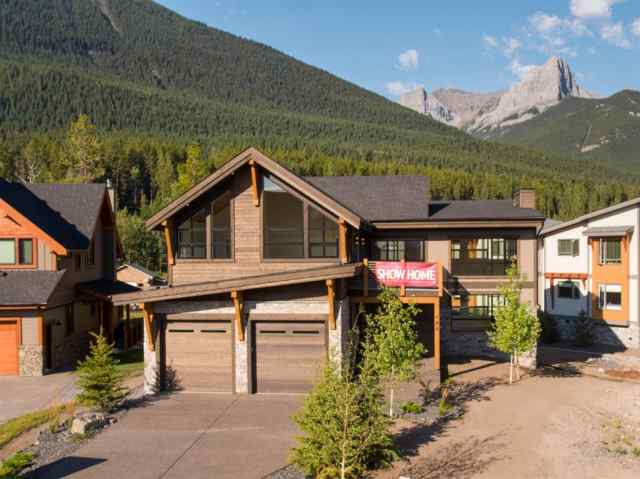 409 Stewart Creek Close  in Three Sisters Canmore MLS® #A1019555