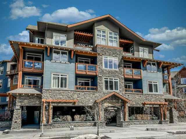 220, 170 Kananaskis Way in Bow Valley Trail Canmore MLS® #A1019562