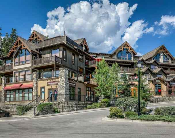 Unit-301-701 Benchlands  Trail  in  Canmore MLS® #A1019665