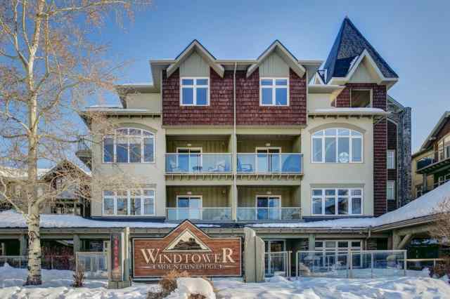 474, 160 Kananaskis  Way in Bow Valley Trail Canmore MLS® #A1019677