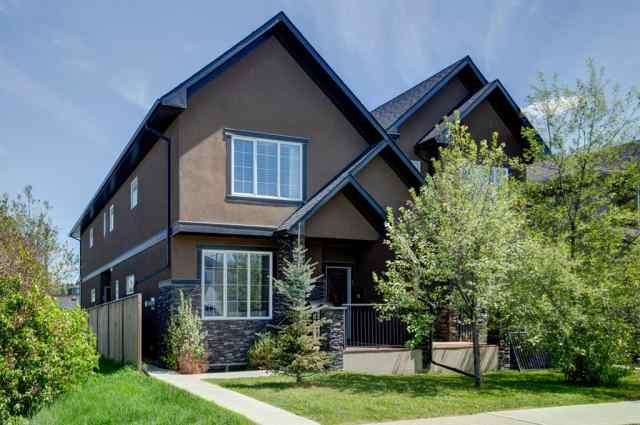 1, 4628 17 Avenue NW in Montgomery Calgary MLS® #A1019721