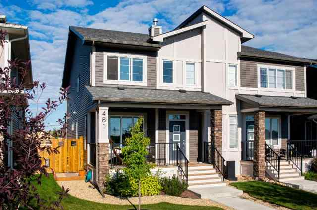 481 MIDTOWN  Parkway SW in Midtown Airdrie MLS® #A1019807