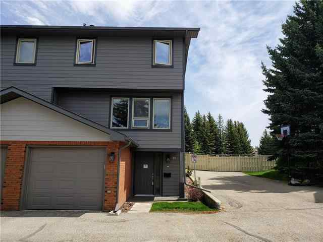 20, 64 WOODACRES Crescent SW in  Calgary MLS® #A1019856