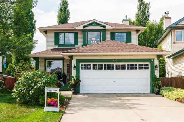 40 Chaparral  Road SE in Chaparral Calgary