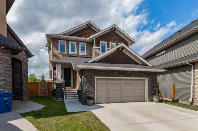 40 COOPERSTOWN  Place SW in Coopers Crossing Airdrie MLS® #A1020307